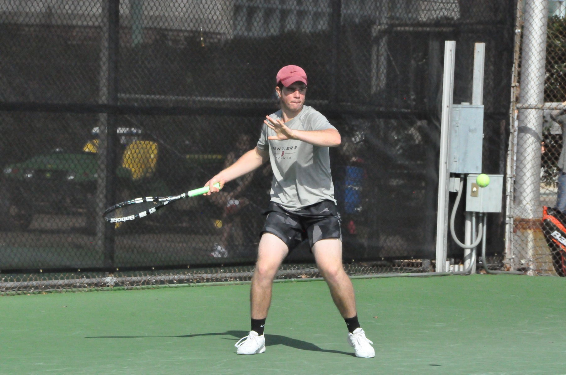 Men's Tennis: Panthers run win streak to four with 9-0 sweep of Berea