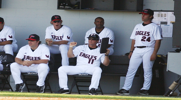 Polk State Baseball Coaches Share Powerful Chemistry