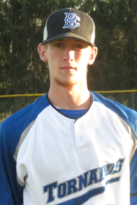 Baseball: Thomas Brown