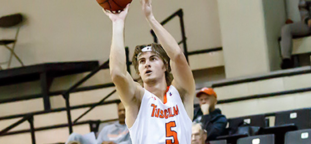 Second-half shooting pushes Lee past Tusculum, 90-78
