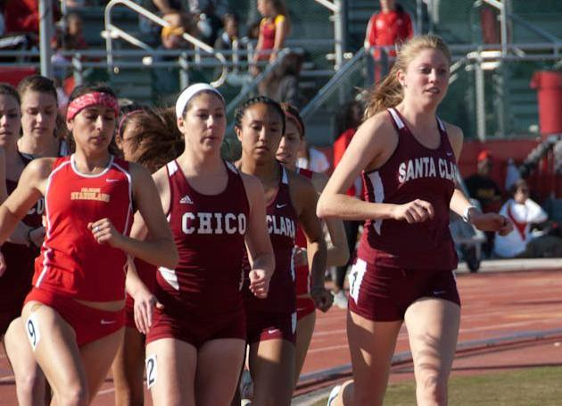 Bronco Track To Finish Season At West Coast Invite