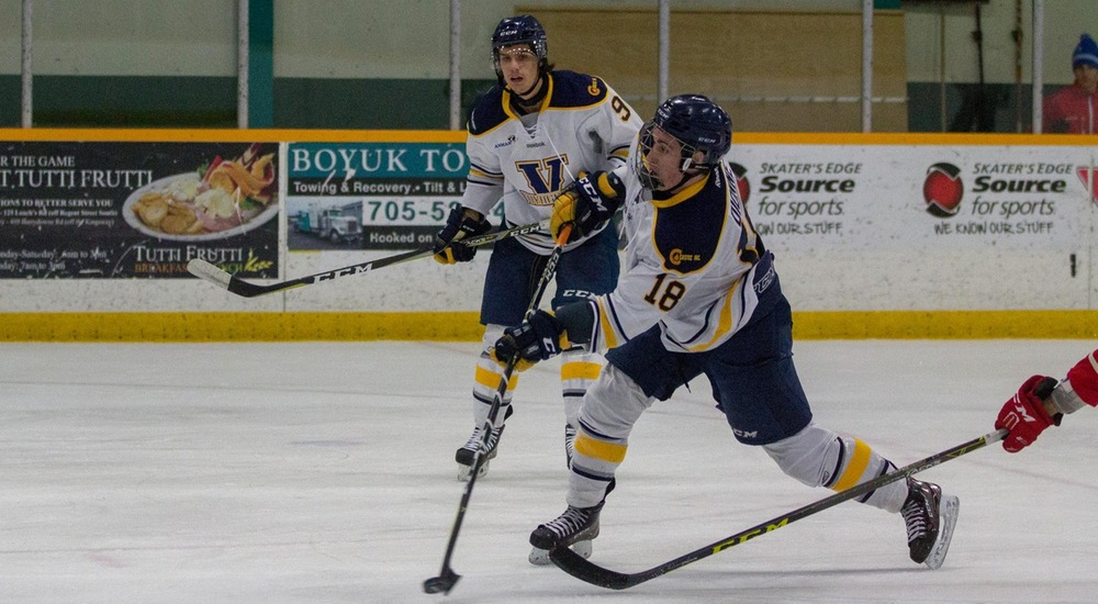 MHKY | Dionne's Double Not Enough As Gaels Down Voyageurs