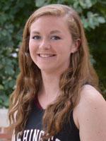 Sadie Robertson: Washington College Athletics