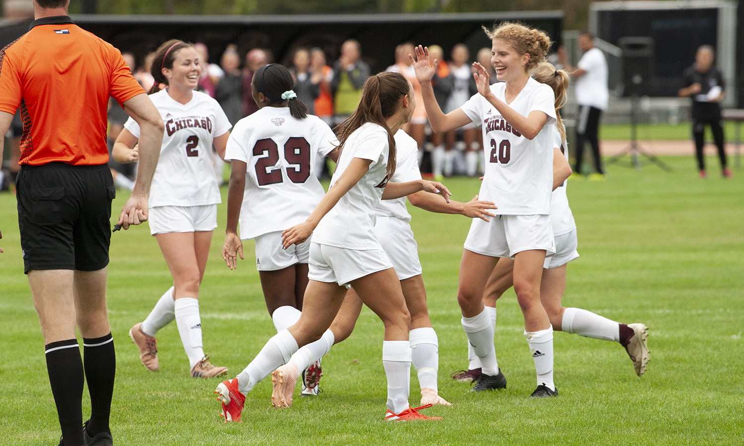 UChicago Women's Soccer Routs Rose-Hulman 6-0