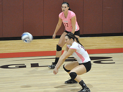 FSU Volleyball Downs SVSU In A 3-0 Decision