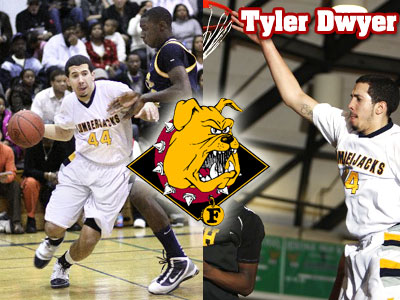 Ferris State has added Tyler Dwyer to its recruiting class (Photos courtesy The Saginaw News - www.mlive.com/saginawnews)