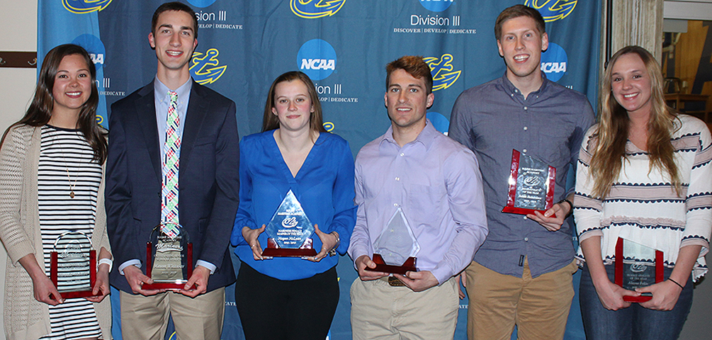 Maine Maritime Academy Athletics Hosts 2019 End of the Year Awards