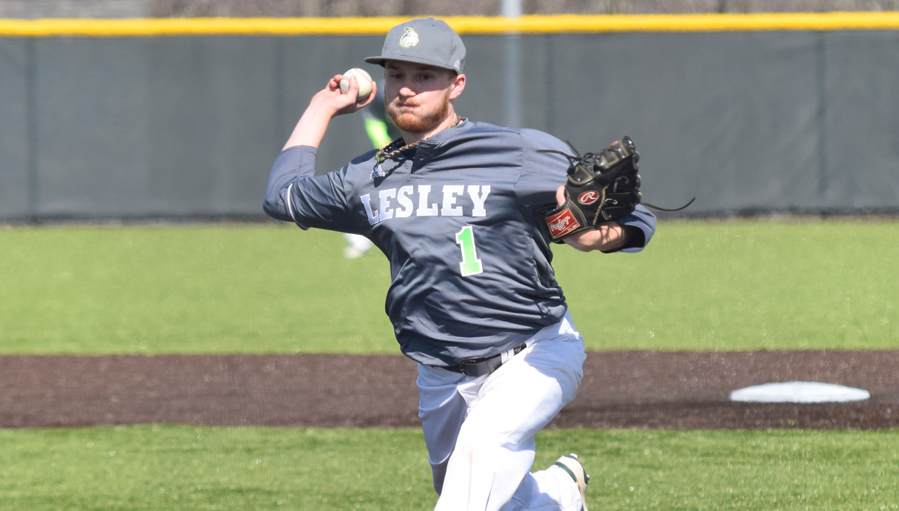 Baseball Pulls Away Late to Clinch Season Series with DWC