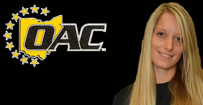 Lovett named OAC Player of the Week