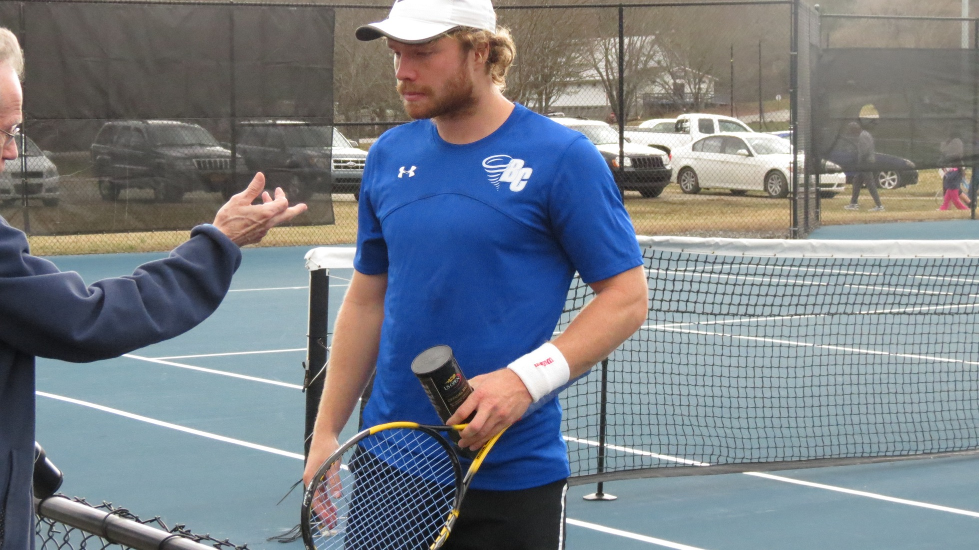 Mittring Wins Seventh Straight Singles Match