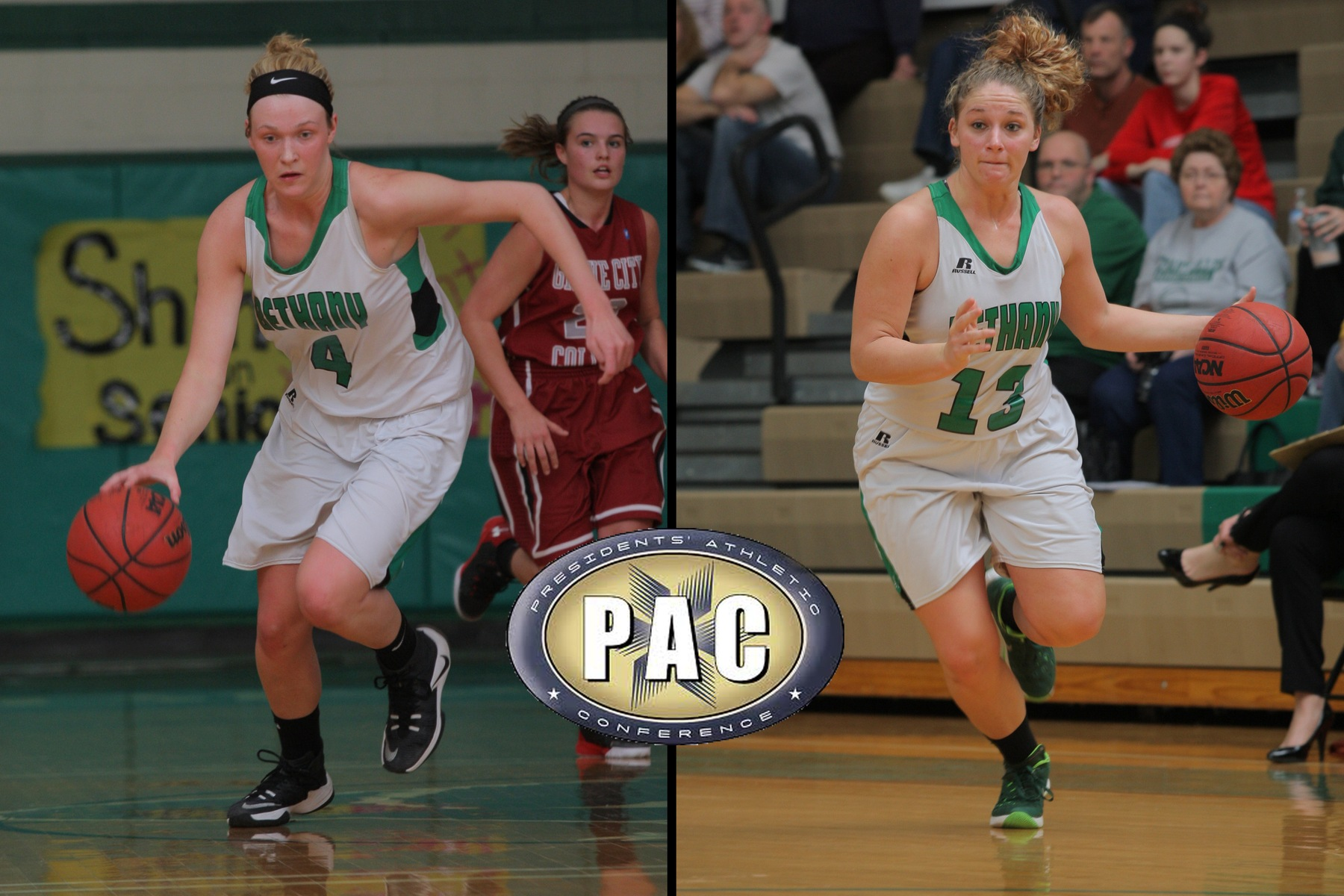 Daugherty, Holenka selected to All-PAC teams