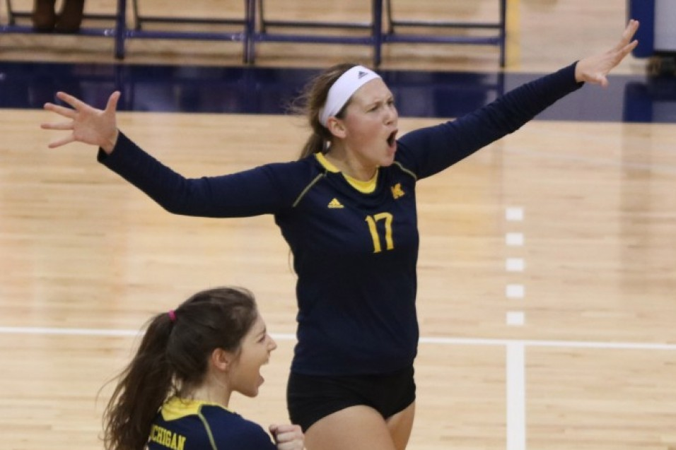 Photo for Alspaugh named to All-WHAC Volleyball Team