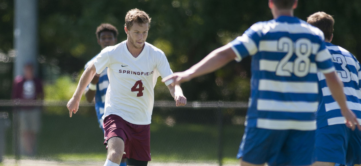 Men's Soccer Powers Past Framingham State, 4-1
