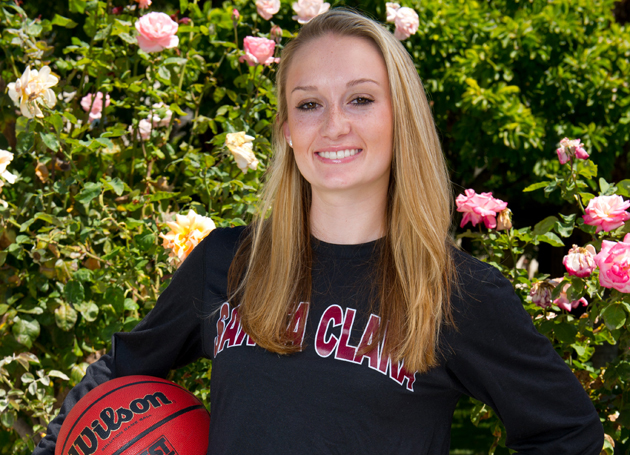 Meet Nici Gilday, Part of SCU's Nationally-Ranked Recruiting Class