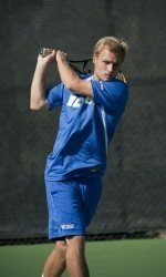 Benjamin Recknagel Nominated as Big West Athlete of the Week