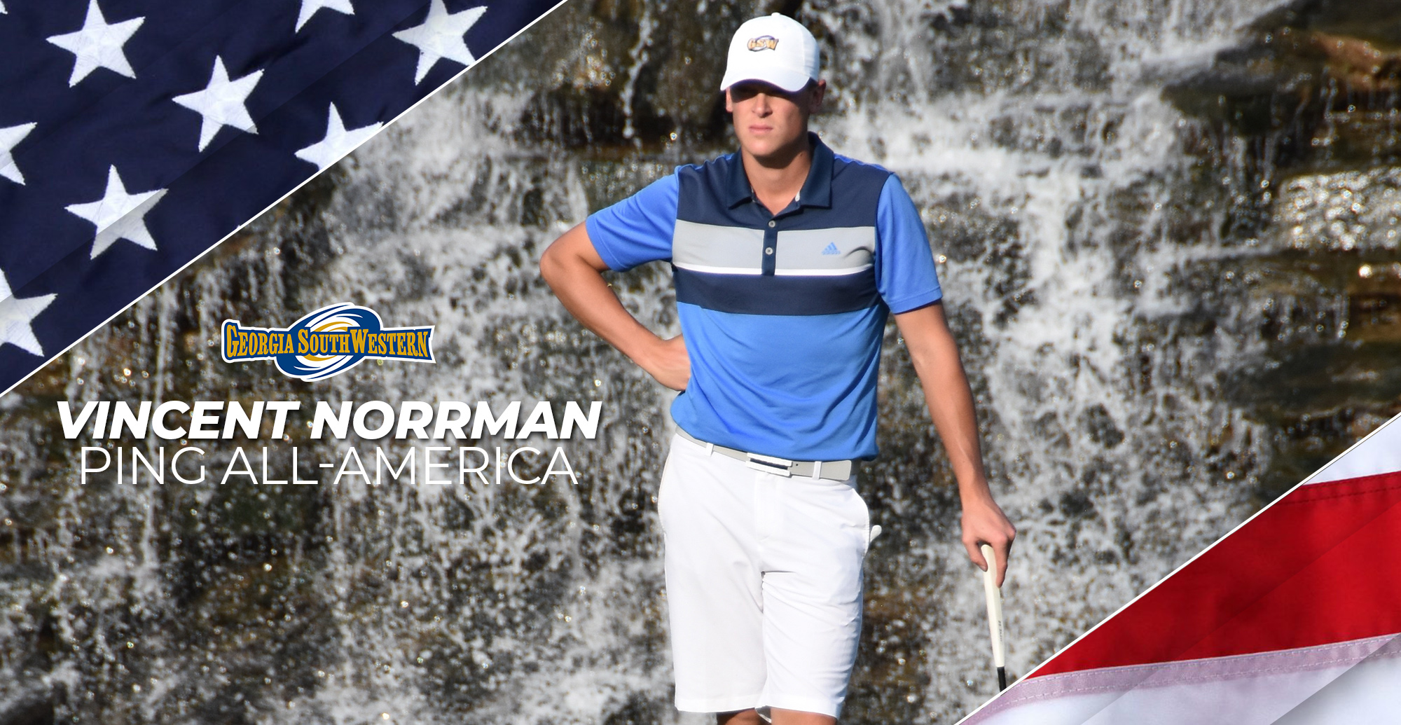 Norrman Caps Season with All-America Honors
