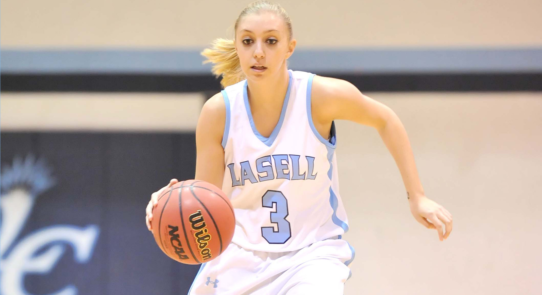 Balanced Attack Leads Lasell Past Mount Ida in Women's Basketball