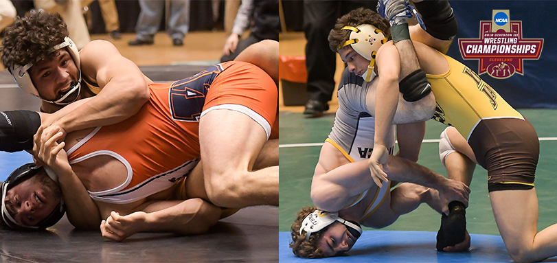 Anthony Arroyo and Chris Doyle earned All-American honors