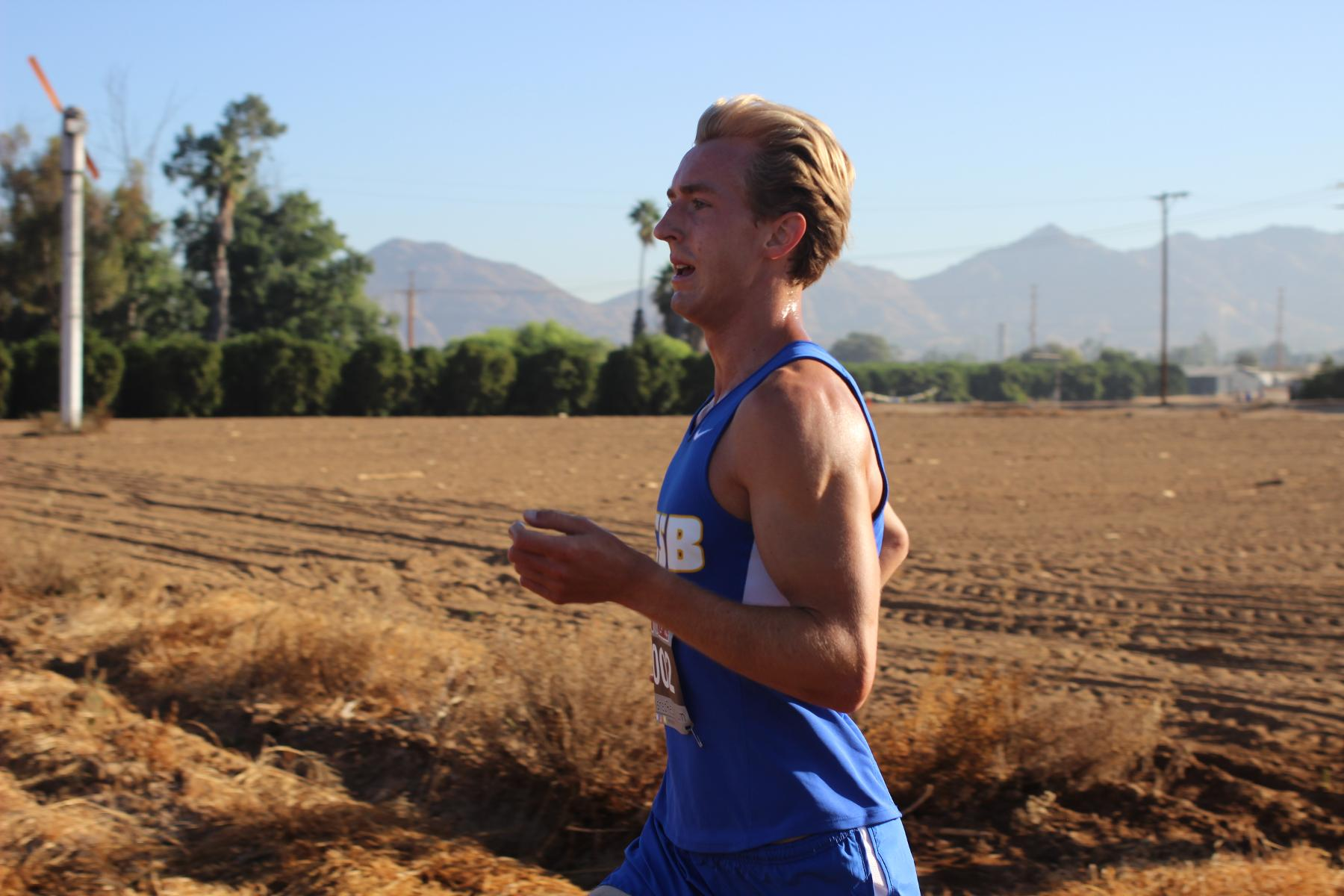 Cross Country to Compete at Stanford Invitational