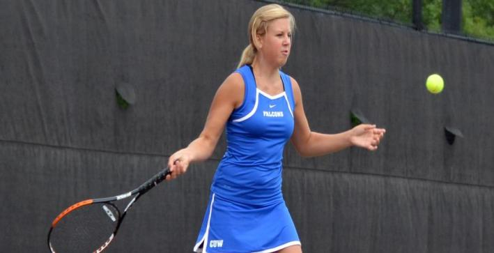 Women's Tennis wins two more NAC matches