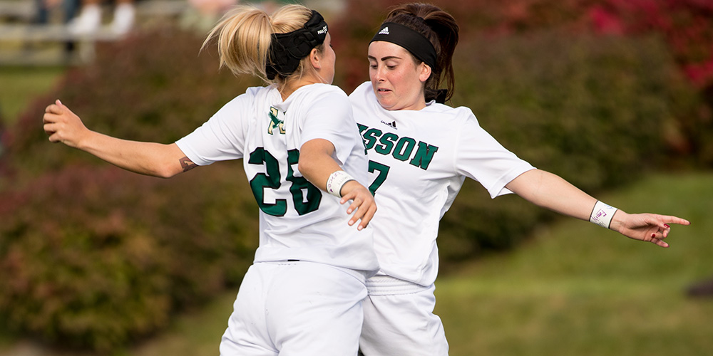 Women's Soccer Falls to Castleton  in Double O.T. in NAC Championship