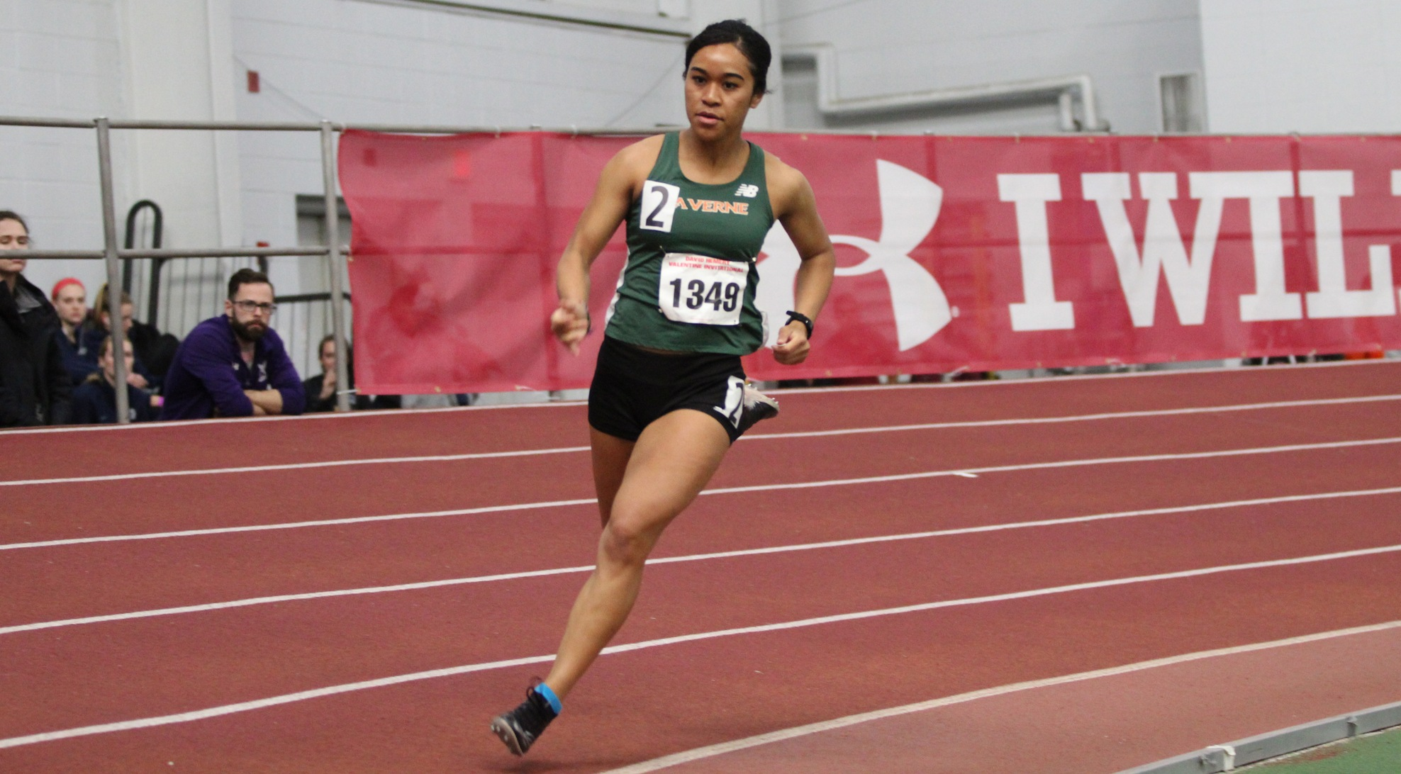 Distance Medley Relay Team leads T&F in Boston