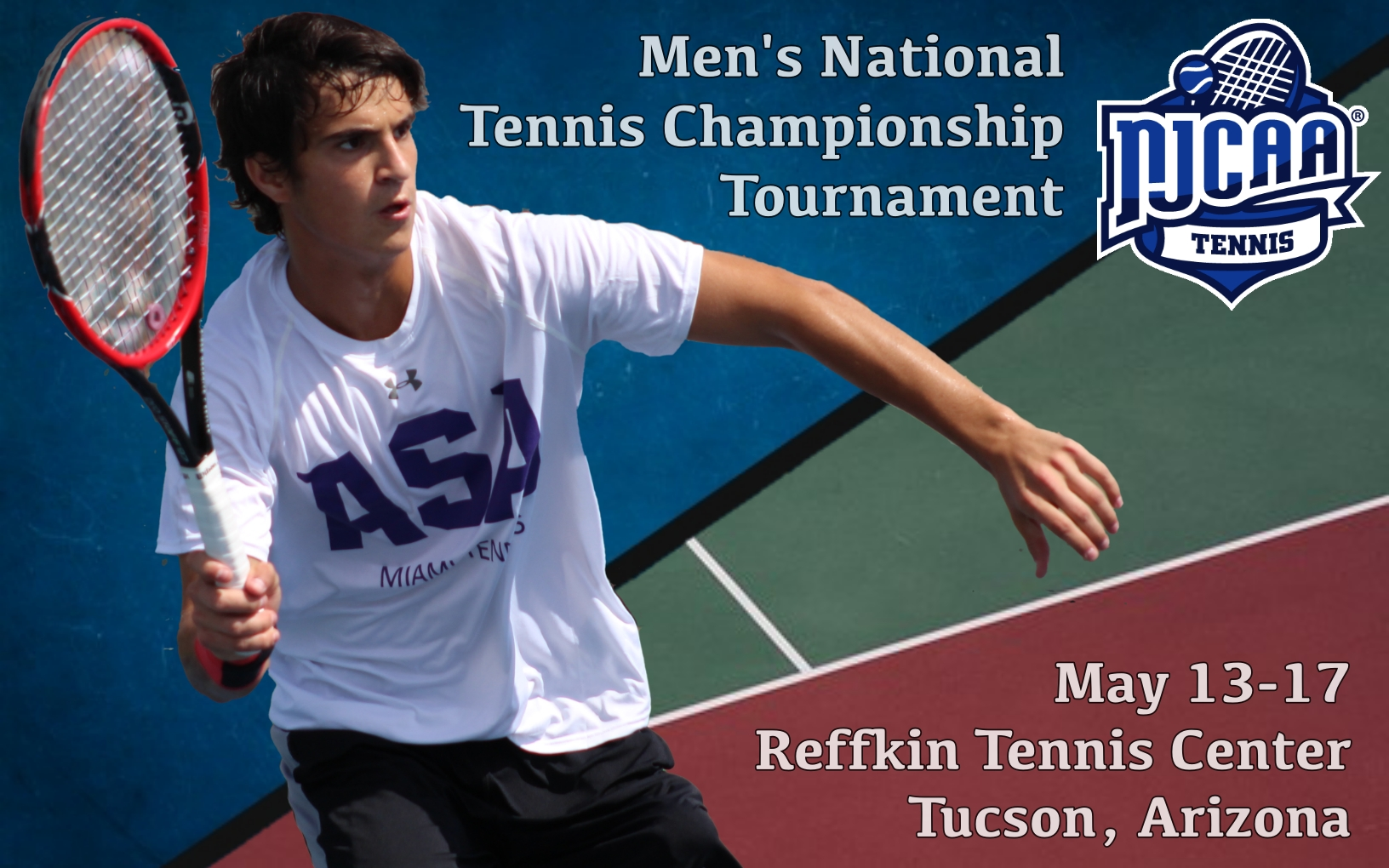 ASA Men Leaning On Experience Heading Into National Tennis Tourney