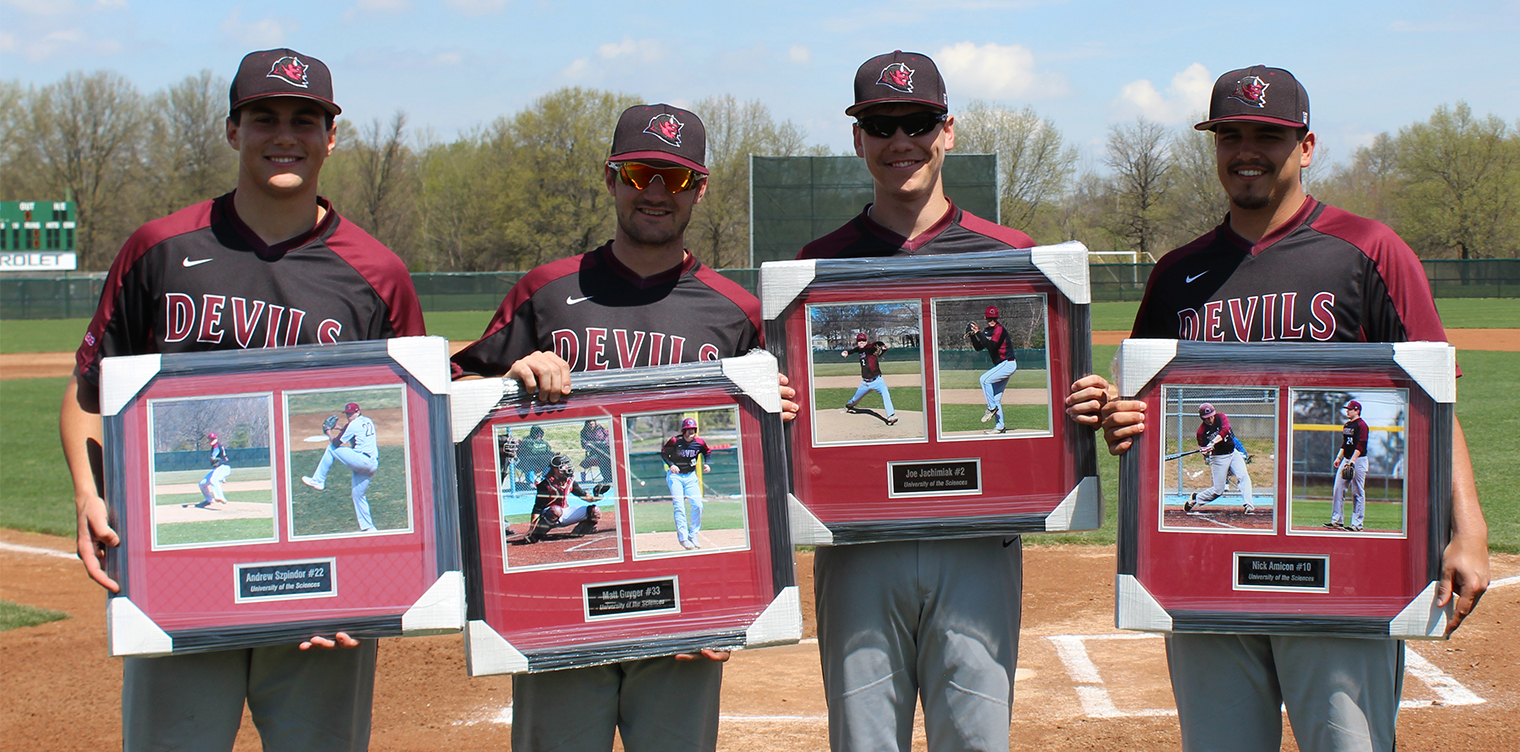 Baseball Sets Program Record for Wins with Doubleheader Sweep of Caldwell on Senior Day