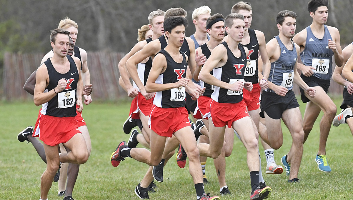YSU Men's Cross Country