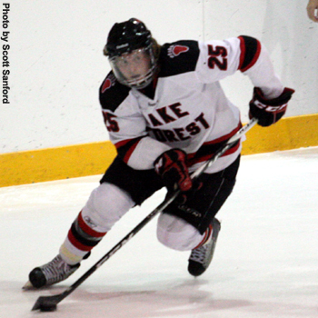Foresters Skate to 3-3 Tie at Hamline