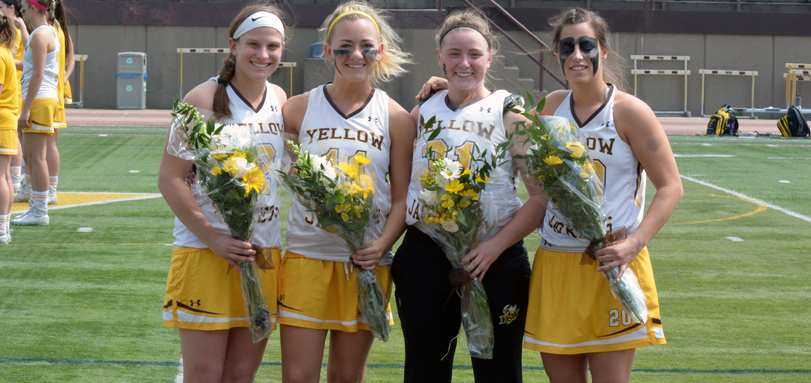 From Left to Right: Jenna Turner, Maddie Russell, Amanda Getto and Katie Kocher