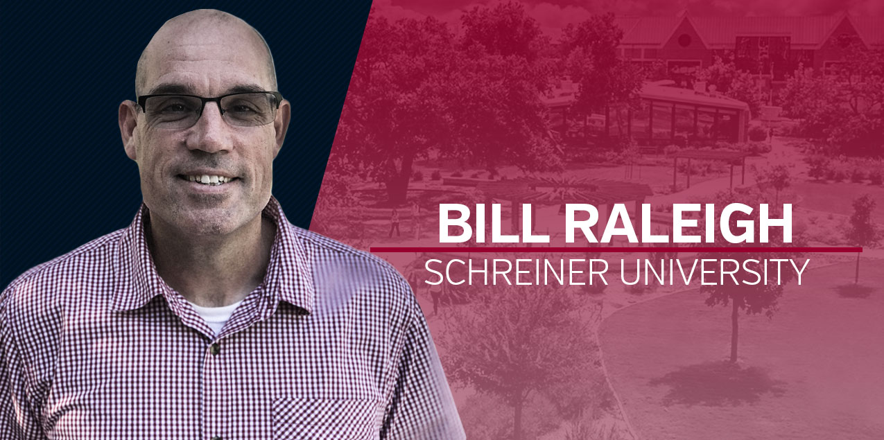 Schreiner Names Bill Raleigh Director of Athletics