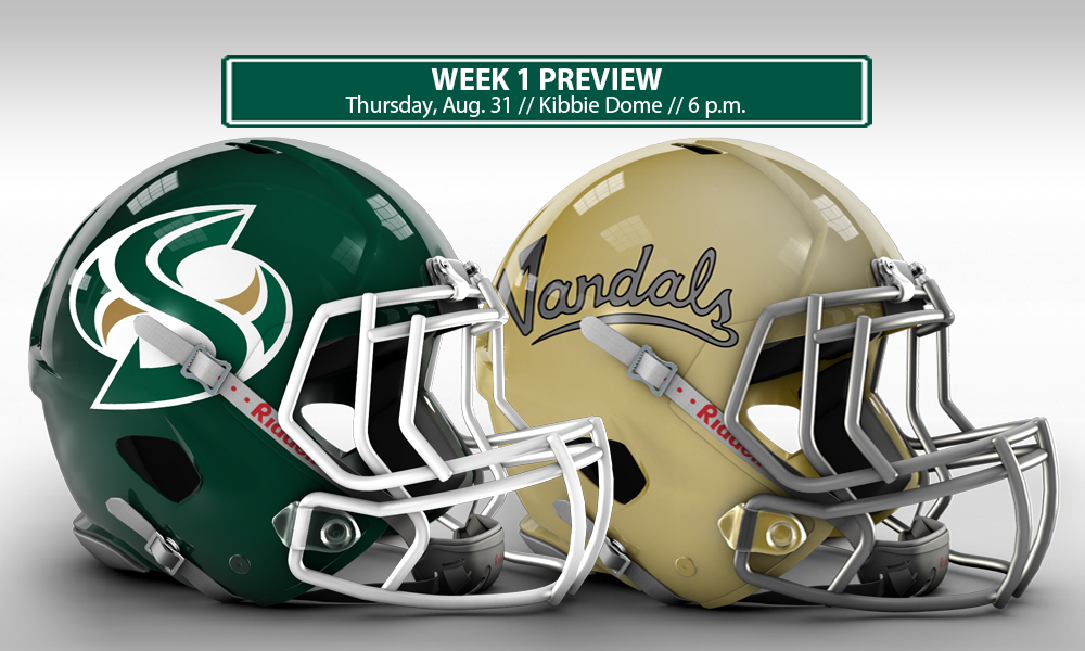 FOOTBALL STARTS 2017 AT IDAHO ON THURSDAY