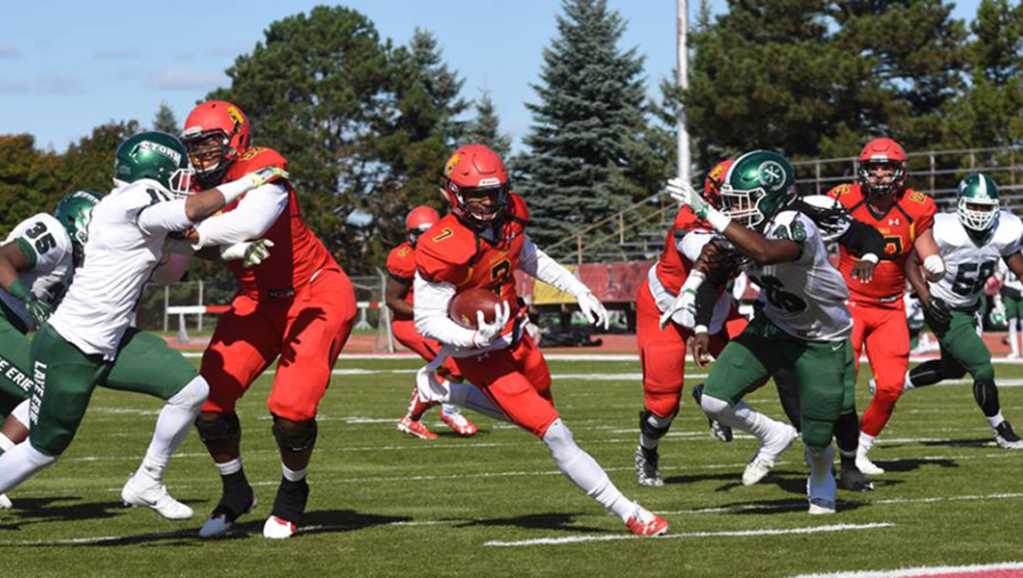 Big Defensive Performance Lifts Ferris State To Decisive Home Victory Over Lake Erie