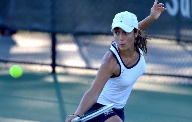 Coker Women's Tennis Drops Match to Lander