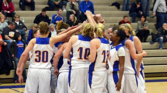 CUW women host Dominican on Saturday