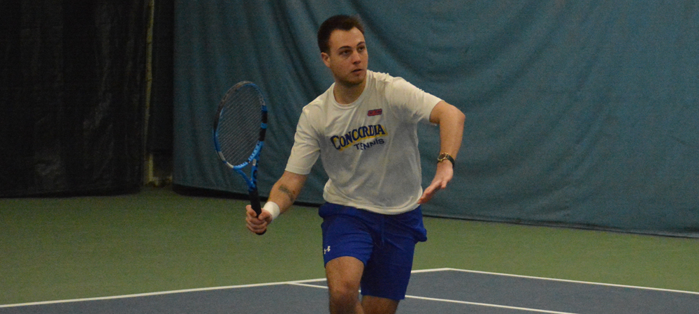 Men's Tennis Falls To Flagler In Battle Of Nationally-Ranked Teams, 4-3