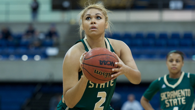 WOMEN'S BASKETBALL HITS THE ROAD AT PORTLAND STATE, EASTERN WASHINGTON