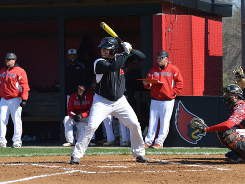 Cardinals Fall to Crusaders in Landmark Double Header