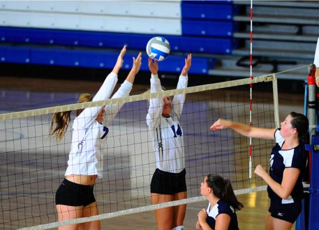 Volleyball Earns Saturday Split