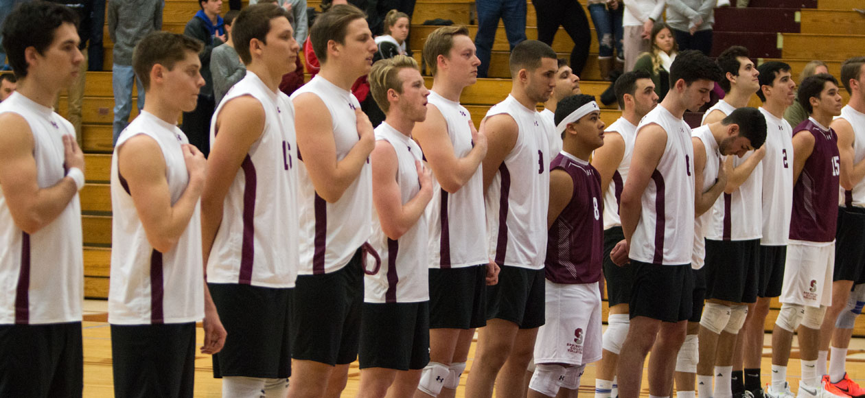 Gameday Central: Men's Volleyball Set To Compete In NCAA Division III Championship