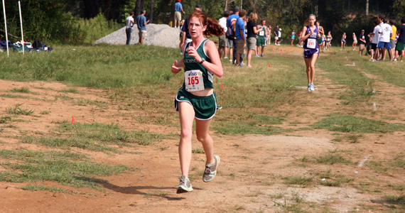 GCSU Women's Cross Country Puts Seven on PBC All-Academic