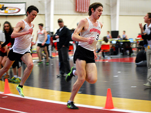 Stadler captures national title in 5,000m at national championship meet