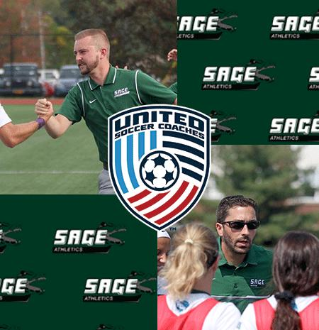 Sage Soccer Teams recognized by United Soccer Coaches for Academic Excellence