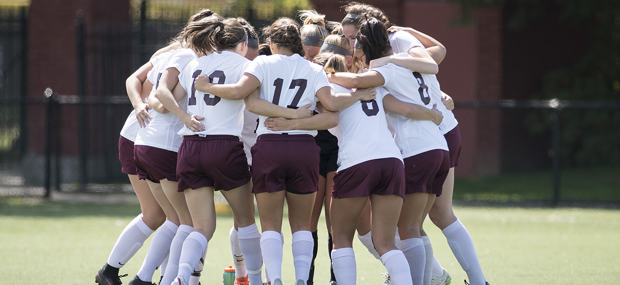 Women's Soccer Receiving Votes in d3soccer.com National Rankings