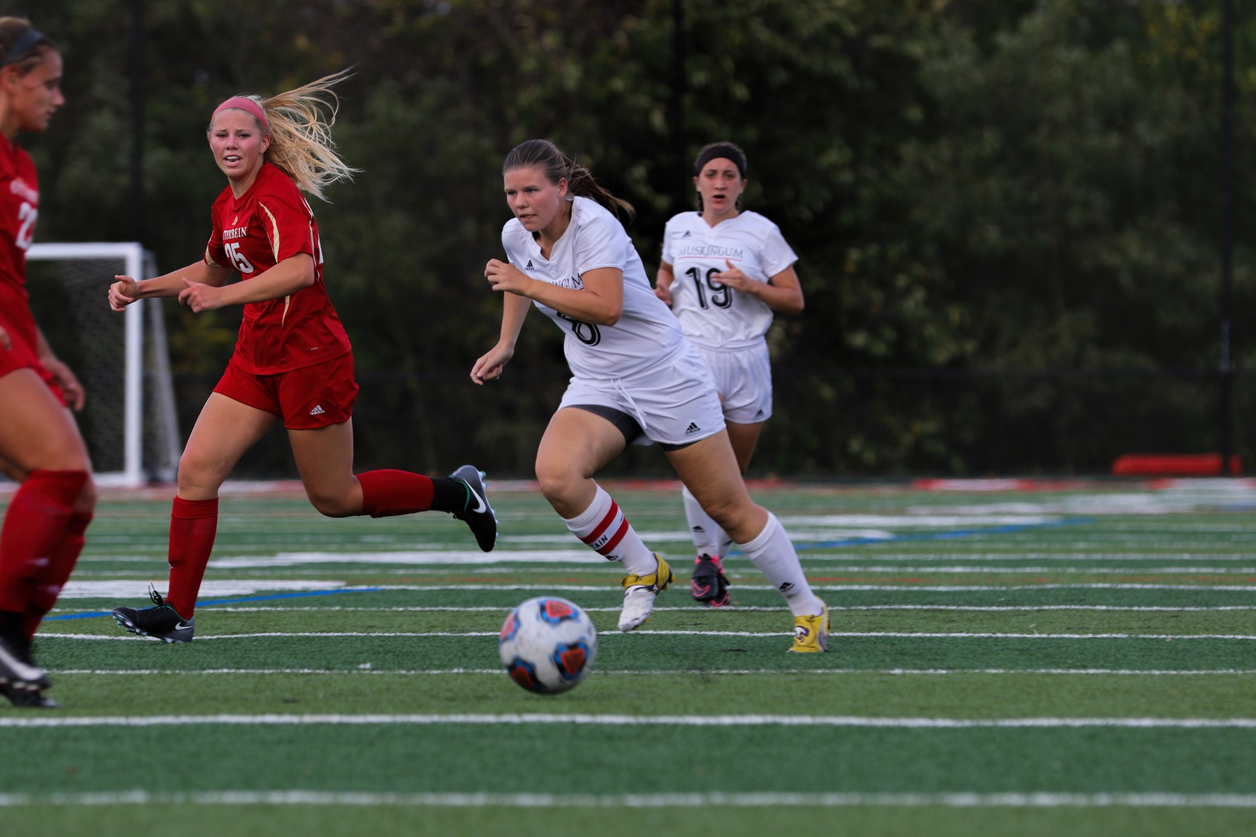 Women's Soccer Falls to Otterbein in OAC Play