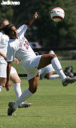 Santa Clara Women's Soccer Edges CS Fullerton 3-2 In Overtime