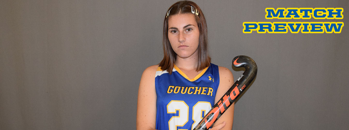 Goucher Field Hockey Head Back To The Old Dominion State To Battle Randolph-Macon On Saturday