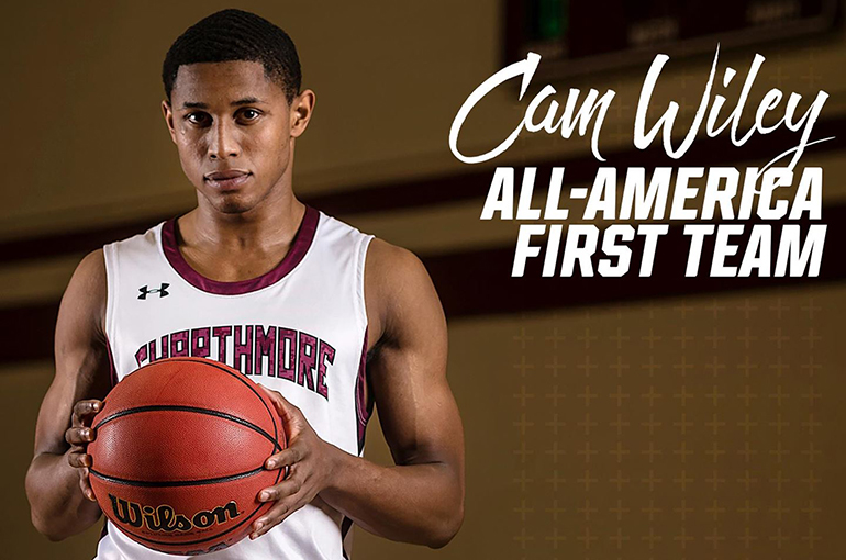Wiley Named NABC First Team All-America
