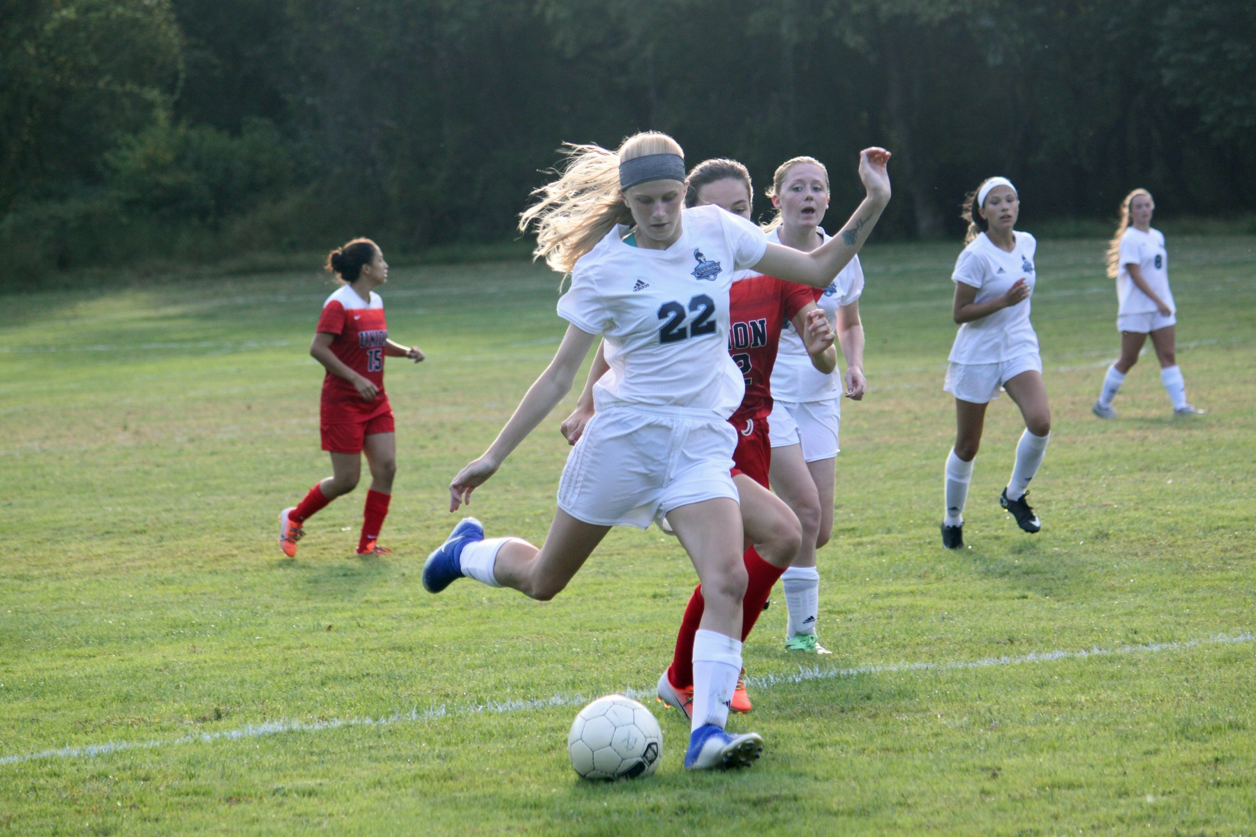Women's Soccer: Clinch playoff berth